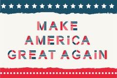 美国字母表集合 免版税图库摄影