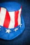 美国帽子 图库摄影