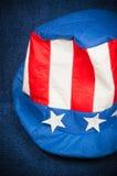 美国帽子 库存图片