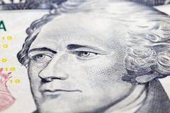 美国总统的画象 免版税库存图片
