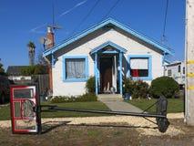 美国房地产在加利福尼亚 图库摄影