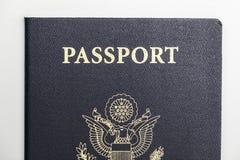 美国护照美国人 免版税图库摄影