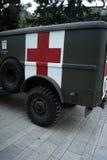 美国救护车 库存图片