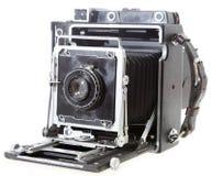 美国新闻照相机 免版税库存照片