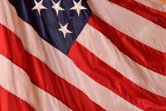 美国旗子摘要纹理背景 免版税库存图片