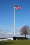美国旗子 库存图片