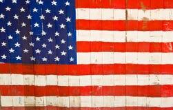 美国旗子 免版税图库摄影