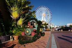 美国日本冲绳岛 库存照片