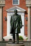 美国最高法院法官瑟古德・马歇尔雕象 免版税库存照片
