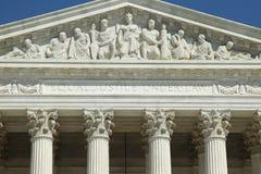 美国最高法院, 免版税库存图片