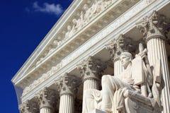 美国最高法院 免版税库存图片