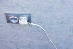 美国样式电容器在使用中 库存照片