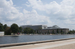 美国植物园 免版税图库摄影
