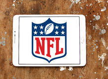 美国橄榄球联盟商标 免版税库存图片