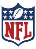 美国橄榄球联盟国家橄榄球联合会 库存照片