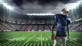 美国橄榄球运动员指点 股票视频