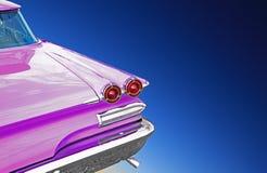 美国汽车名片 免版税图库摄影