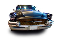 美国汽车经典之作 奶油被装载的饼干 免版税库存照片