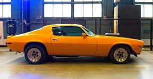 美国汽车肌肉 免版税库存照片