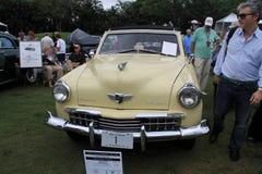美国汽车经典之作 库存图片