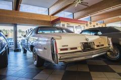美国汽车经典之作 图库摄影