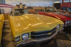 美国汽车经典之作 库存照片