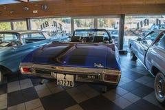 美国汽车经典之作 免版税库存图片