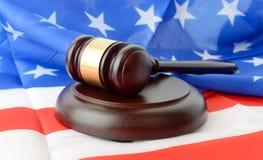 美国法律 免版税库存照片