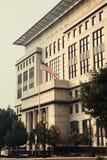 美国法院大楼 库存图片