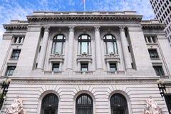 美国法院 免版税库存照片