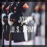 美国海军陆战队 愉快的退伍军人日 库存图片
