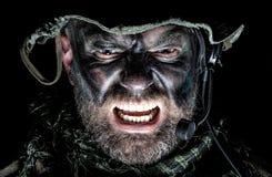 美国特攻队 免版税图库摄影