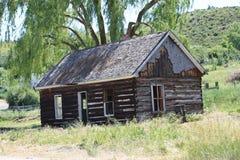 美国犹他历史美国独特的西部美国 免版税库存照片