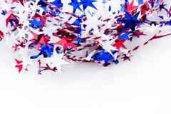 美国独立纪念日 库存照片