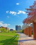 美国独立纪念馆从独立全国历史P观看了 库存照片