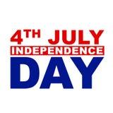 美国独立7月4日04日 免版税库存图片