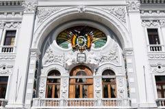 美国玻利维亚南苏克雷 免版税库存照片