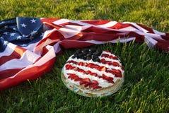 美国生日 免版税库存图片