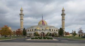 美国的伊斯兰教的中心 免版税库存照片