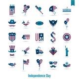美国的独立日 免版税库存图片