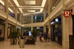 美国的购物中心在布鲁明屯,明尼苏达 免版税库存照片