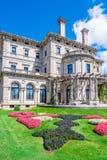 美国破碎机豪宅的侈奢的房子 库存图片