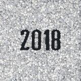 美国硬币2018年 免版税库存图片