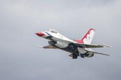 美国空军空气示范分谴舰队 库存图片