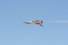 美国空军队雷鸟 免版税库存照片