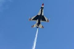美国空军队雷鸟 免版税图库摄影