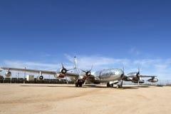 美国空军队飞机 免版税库存照片