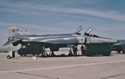 美国空军麦道F-4E CN 4815 库存照片