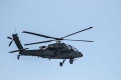 美国空军直升机 免版税库存图片