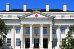 美国红十字 免版税库存图片